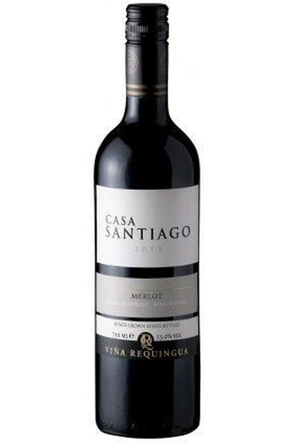 Casa Santiago Merlot - Cheers Wine Merchants