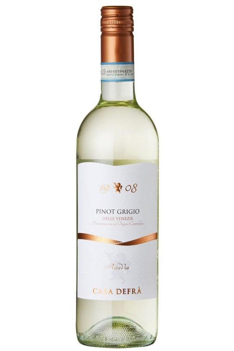 Casa Defra Pinot Grigio - Cheers Wine Merchants
