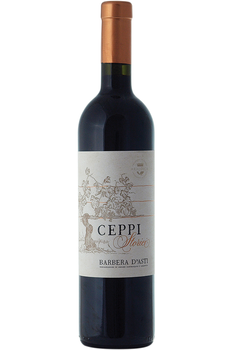 Araldica Barbera d'Asti 'Ceppi Storici' - Cheers Wine Merchants