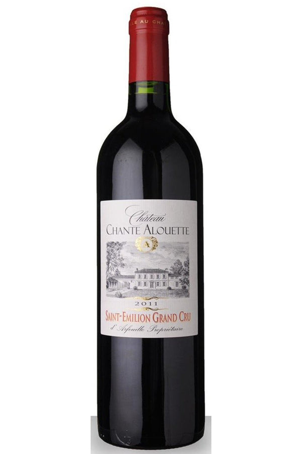 Chateau Chante Alouette Saint Emilion Grand Cru - Cheers Wine Merchants