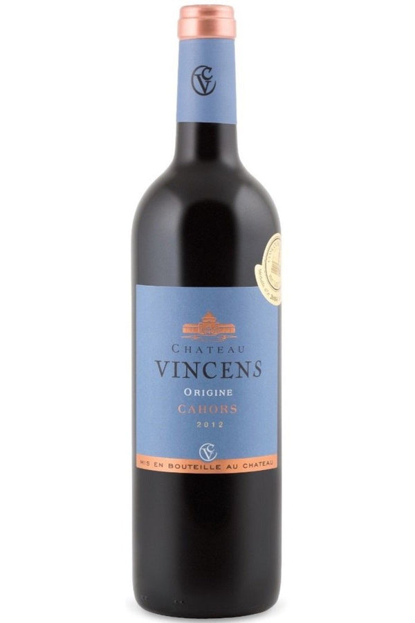 Chateau Vincens Origine Cahors Malbec - Cheers Wine Merchants