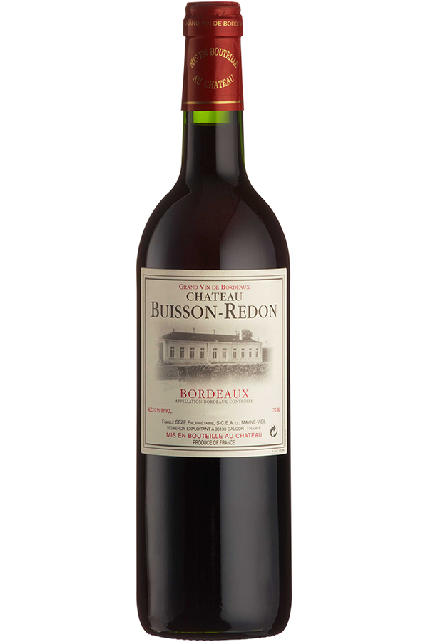 Chateau Buisson Redon - Cheers Wine Merchants