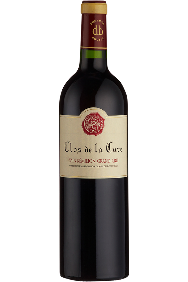 Clos de la Cure Saint-Emilion Grand Cru - Cheers Wine Merchants