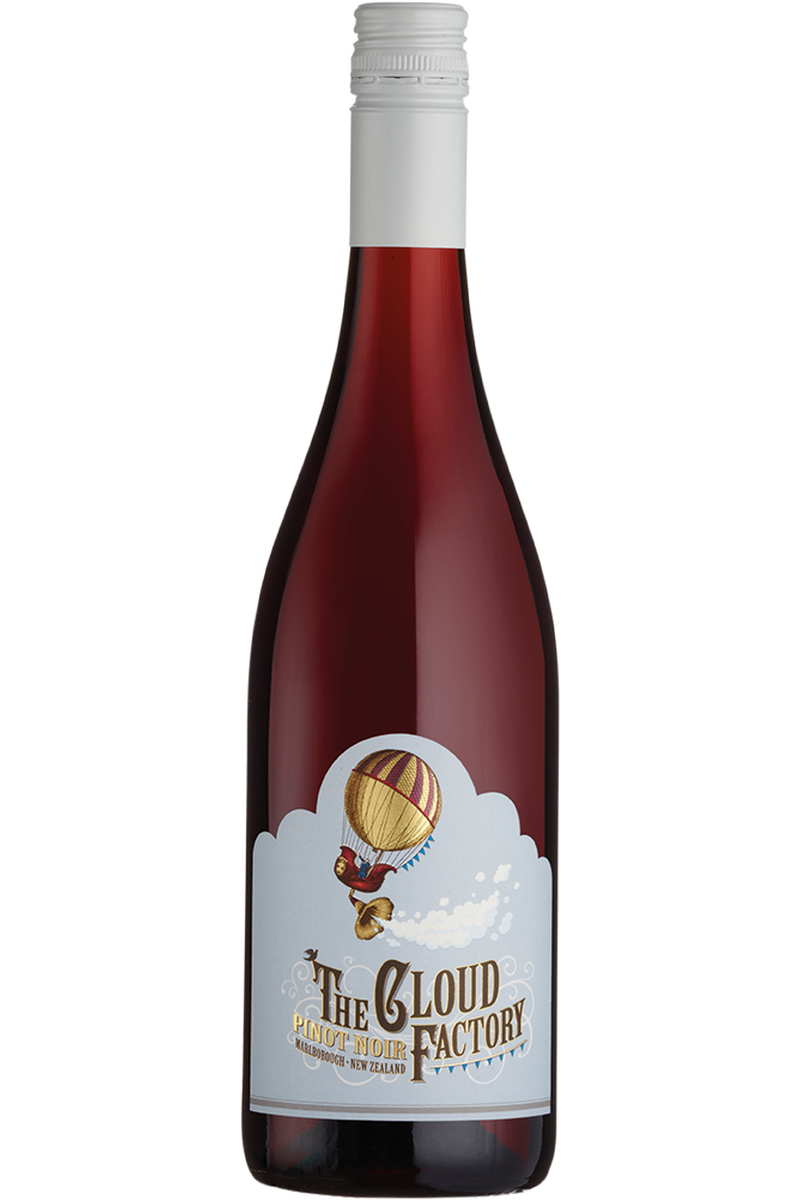 The Cloud Factory Pinot Noir - Cheers Wine Merchants