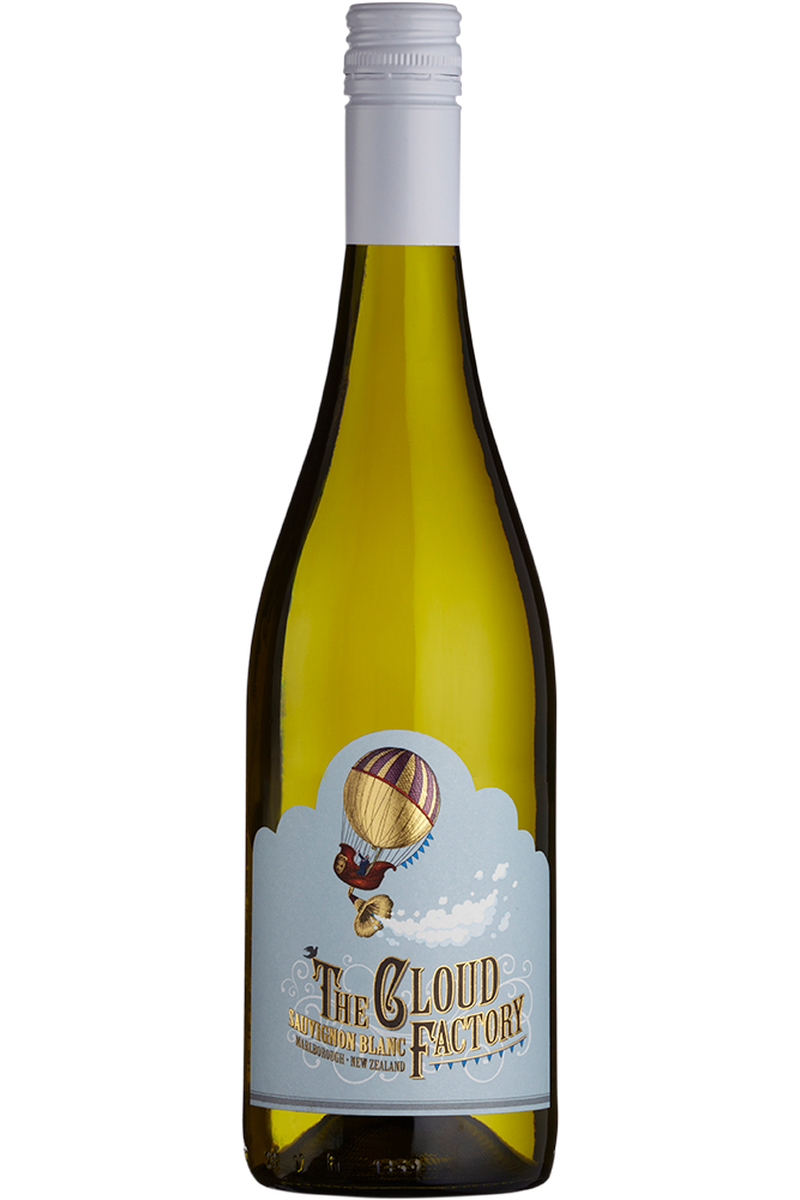 The Cloud Factory Sauvignon Blanc - Cheers Wine Merchants