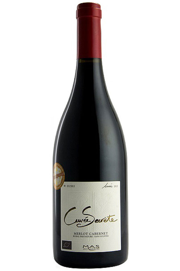 Cuvee Secrete Merlot Cabernet - Cheers Wine Merchants