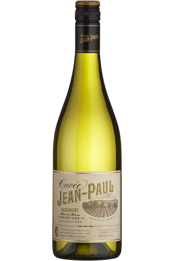 Cuvee Jean Paul Demi Sec - Cheers Wine Merchants