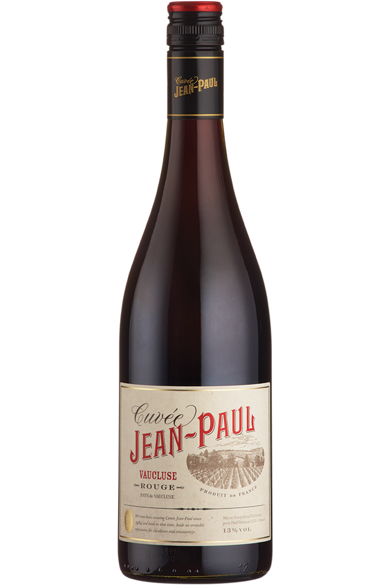 Cuvee Jean Paul Rouge - Cheers Wine Merchants