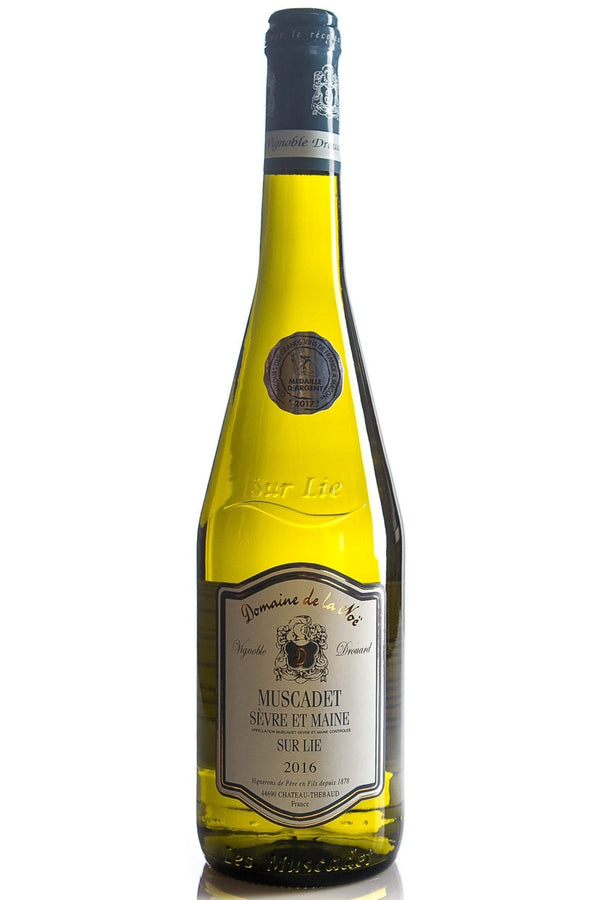 Domaine de la Noe Muscadet Sur Lie - Cheers Wine Merchants