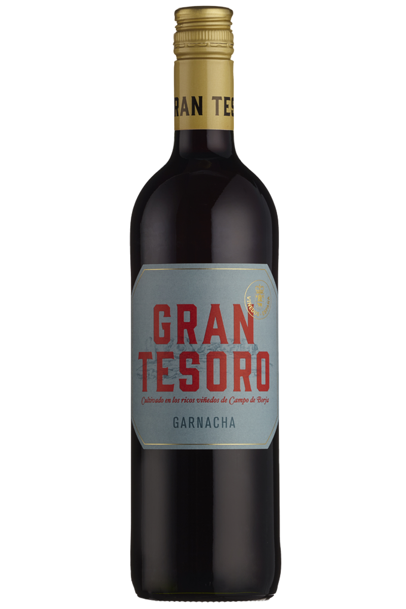 Gran Tesoro Garnacha - Cheers Wine Merchants