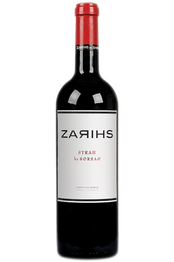 Borsao Zarihs (Old Vine Shiraz) - Cheers Wine Merchants