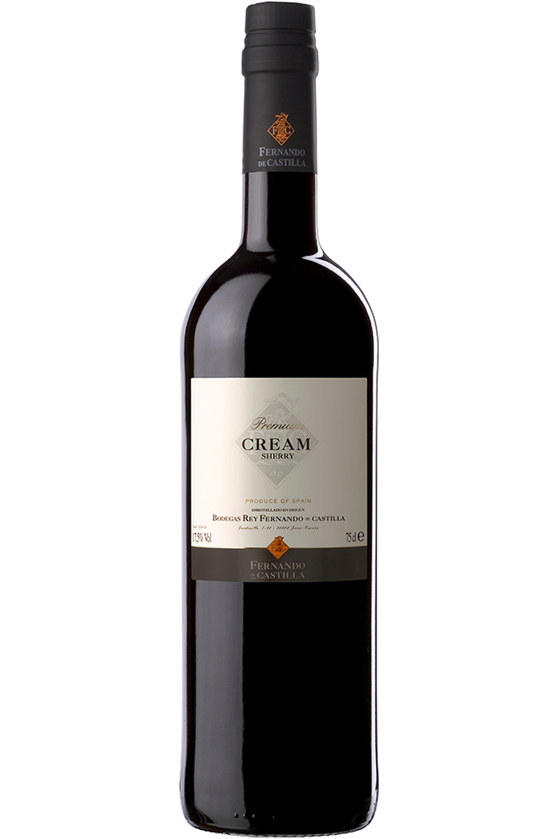 Fernando de Castilla Classic Cream - Cheers Wine Merchants