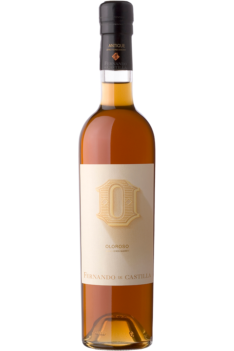 Fernando de Castilla Antique Oloroso - Cheers Wine Merchants