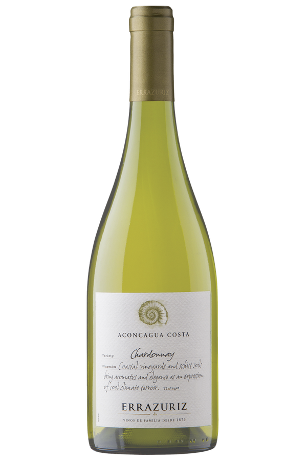 Errazuriz Aconcagua Costa Chardonnay - Cheers Wine Merchants