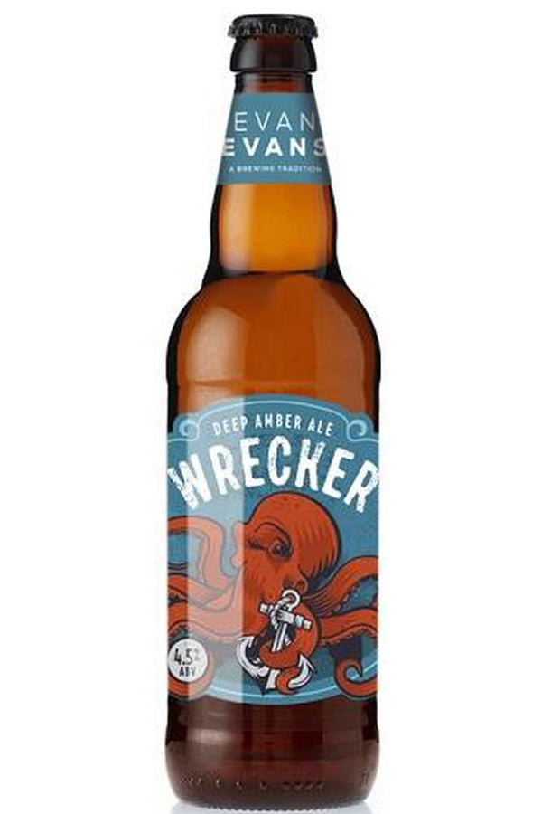 Evan Evans Wrecker - Cheers Wine Merchants