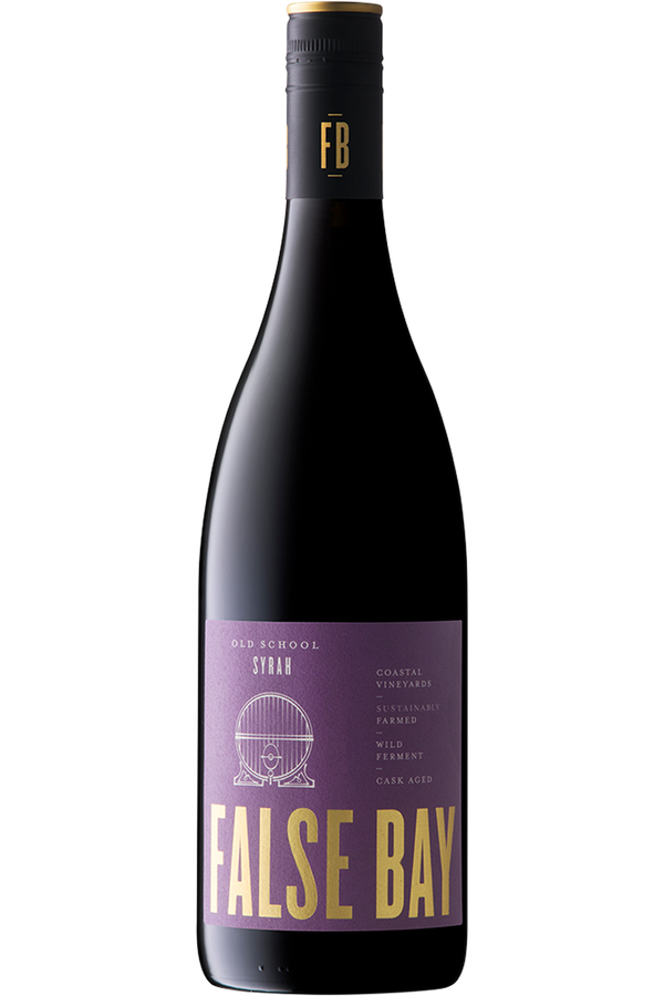 False Bay Syrah - Cheers Wine Merchants