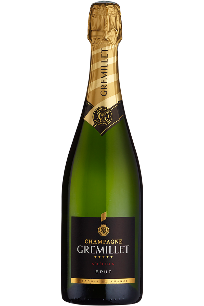 Gremillet Brut Selection - Cheers Wine Merchants