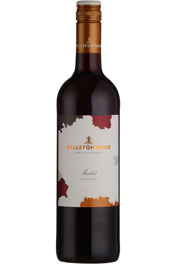 Bellefontaine Merlot - Cheers Wine Merchants