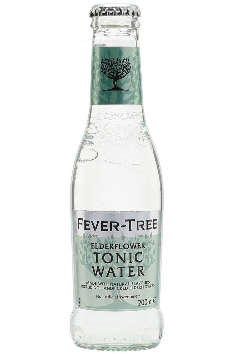 Fever Tree Elderflower Tonic 200ml - Cheers Wine Merchants