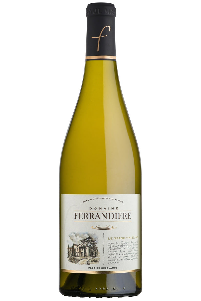 Ferrandiere Grand Vin Blanc - Cheers Wine Merchants