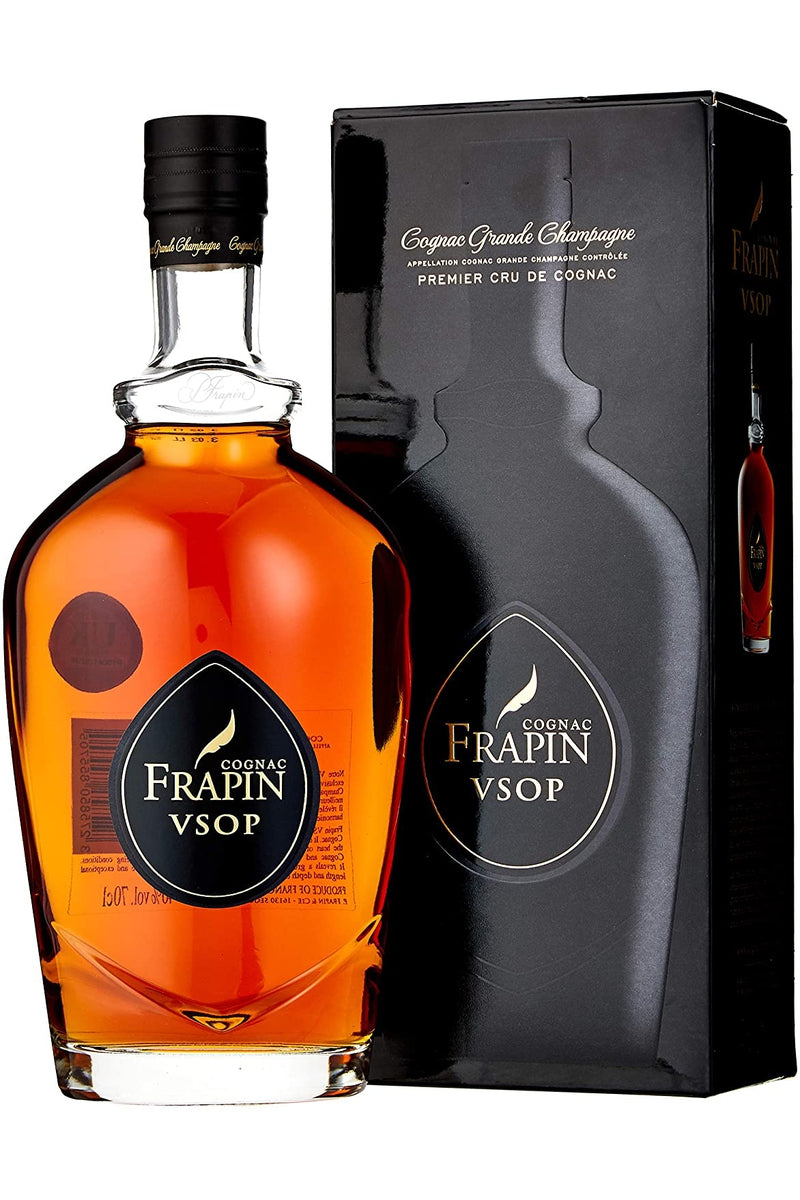 Frapin VSOP - Cheers Wine Merchants