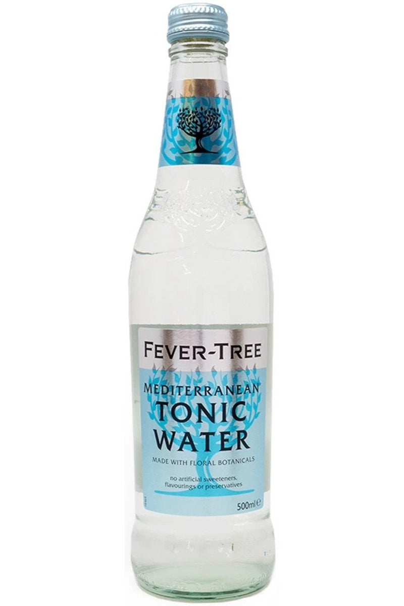 Fever Tree Mediterranean Tonic 500ml - Cheers Wine Merchants