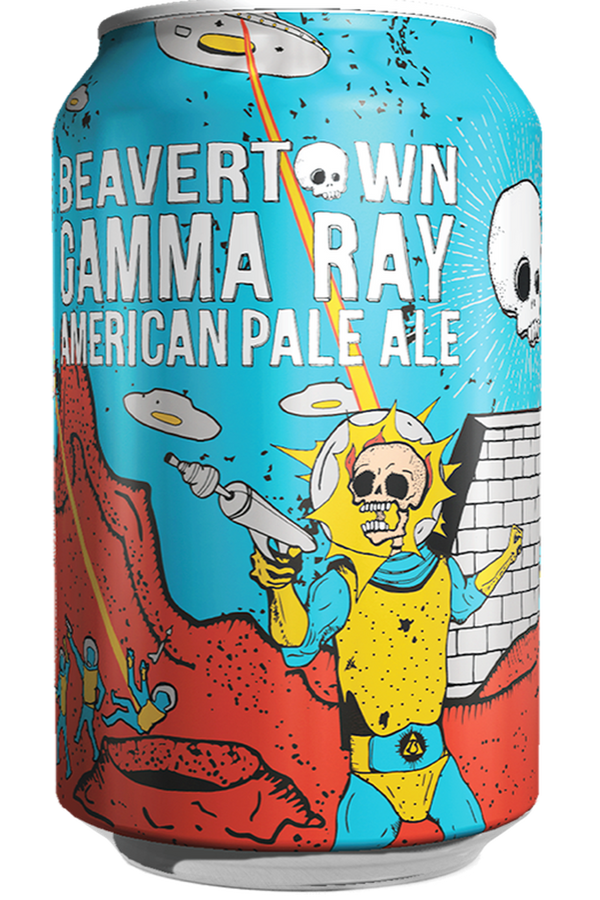 Beavertown Gamma Ray - Cheers Wine Merchants
