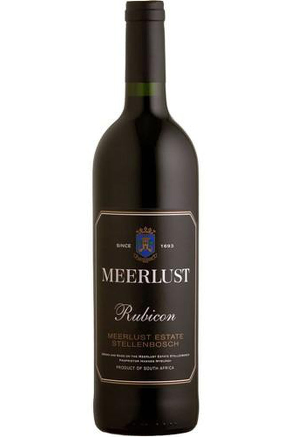 Meerlust Rubicon - Cheers Wine Merchants