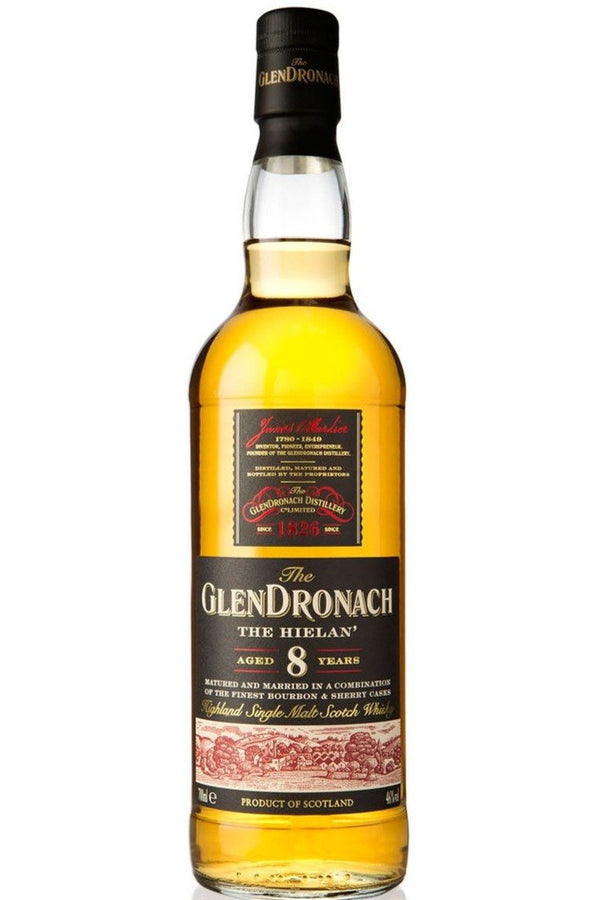 Glendronach The Hielan 8 Yr Old