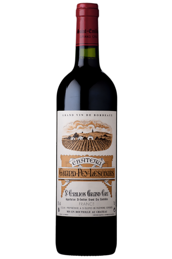 Chateau Grand Pey Lescours Saint Emilion Grand Cru - Cheers Wine Merchants