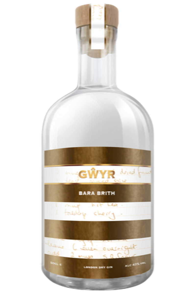 Gwyr Bara Brith Gin - Cheers Wine Merchants