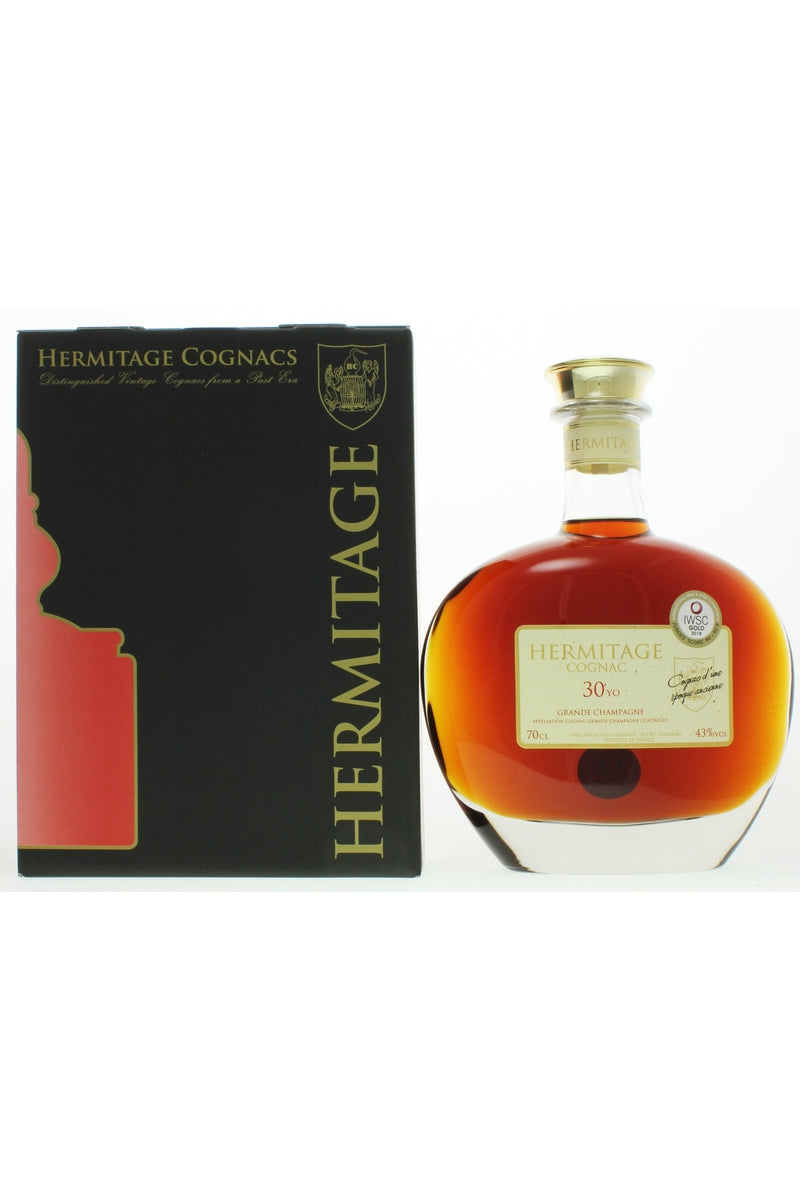 Hermitage 30 Year Old Grande Champagne Cognac