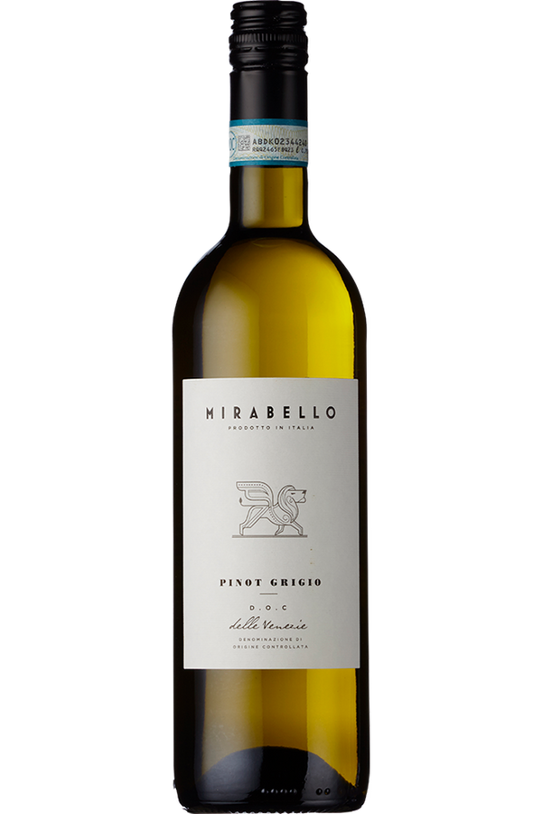 Mirabello Pinot Grigio - Cheers Wine Merchants