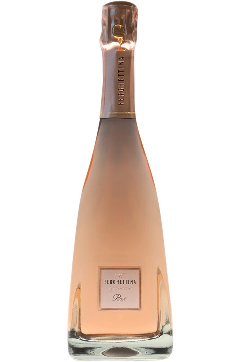 Ferghettina Franciacorta Brut Rose - Cheers Wine Merchants
