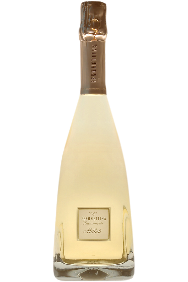Ferghettina Milledi Brut Franciacorta - Cheers Wine Merchants