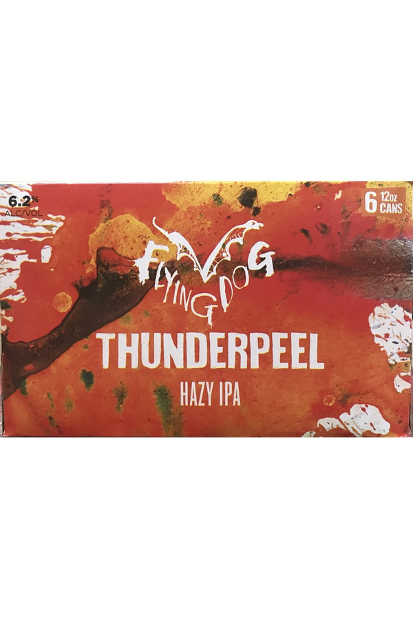Flying Dog Thunderpeel Hazy IPA 6 pack