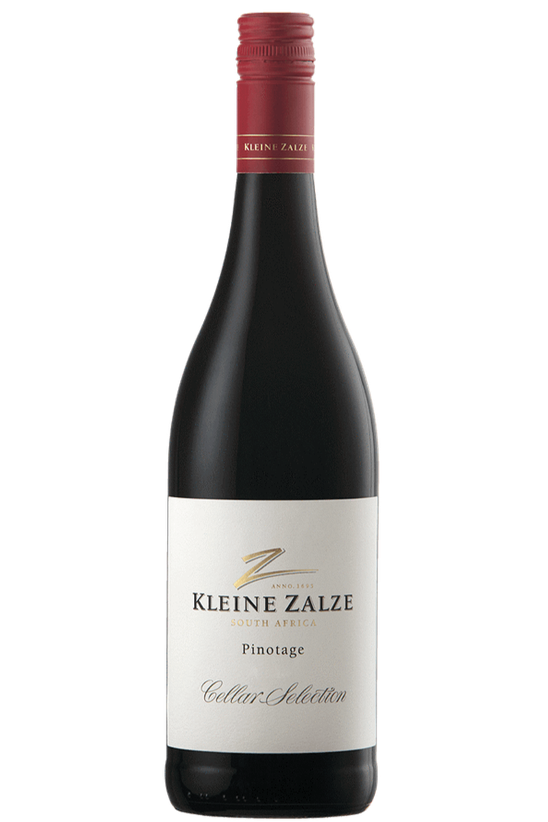 Kleine Zalze Cellar Selection Pinotage - Cheers Wine Merchants