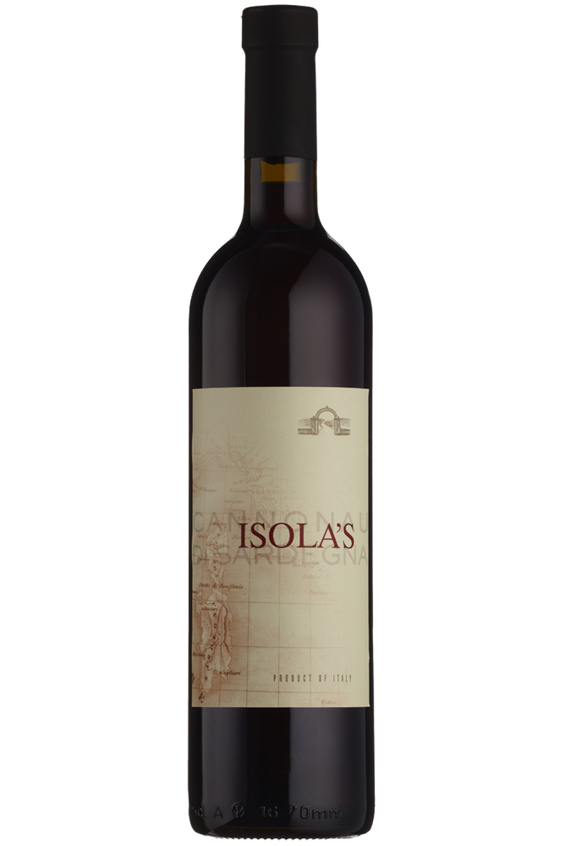 Isola's Cannonau di Sardegna - Cheers Wine Merchants