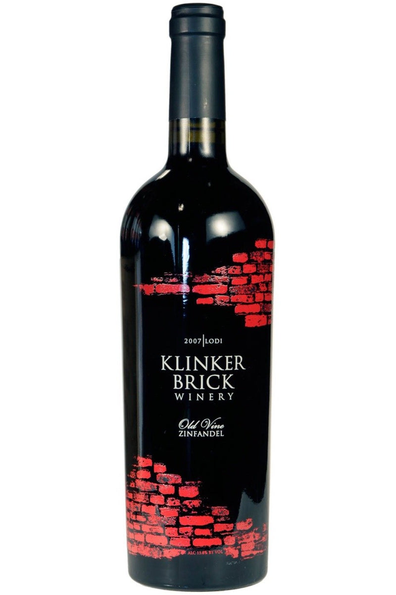 Klinker Brick Old Vine Lodi Zinfandel - Cheers Wine Merchants