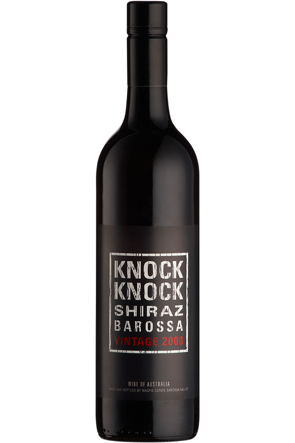Smalltown Vineyards Knock Knock Shiraz - Cheers Wine Merchants