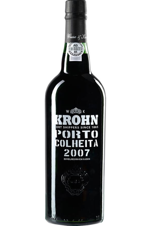 Krohn Colheita 2007 - Cheers Wine Merchants