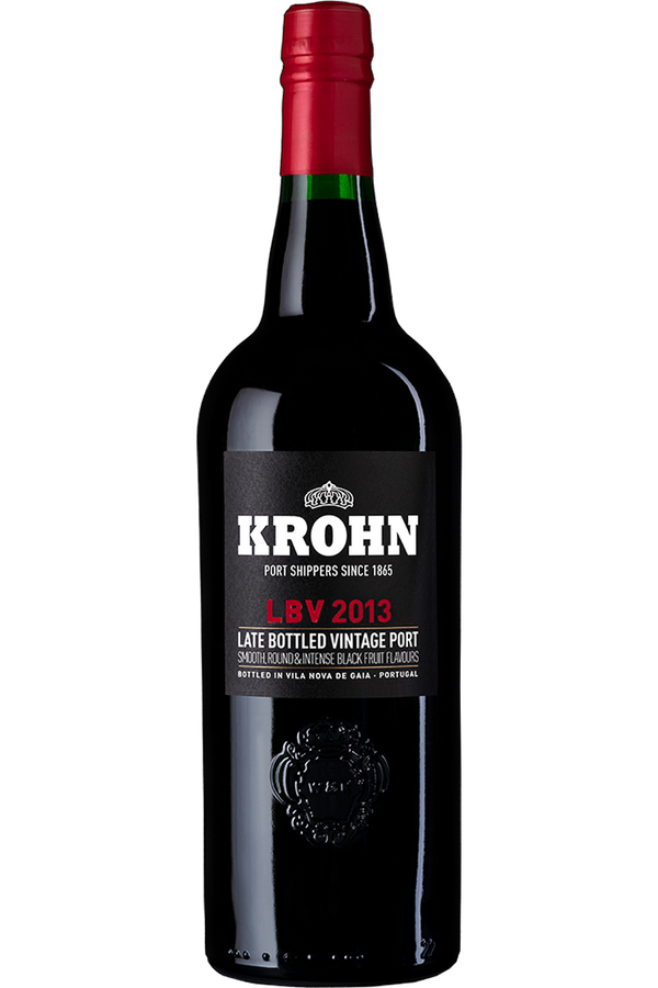 Krohn LBV 2013 - Cheers Wine Merchants