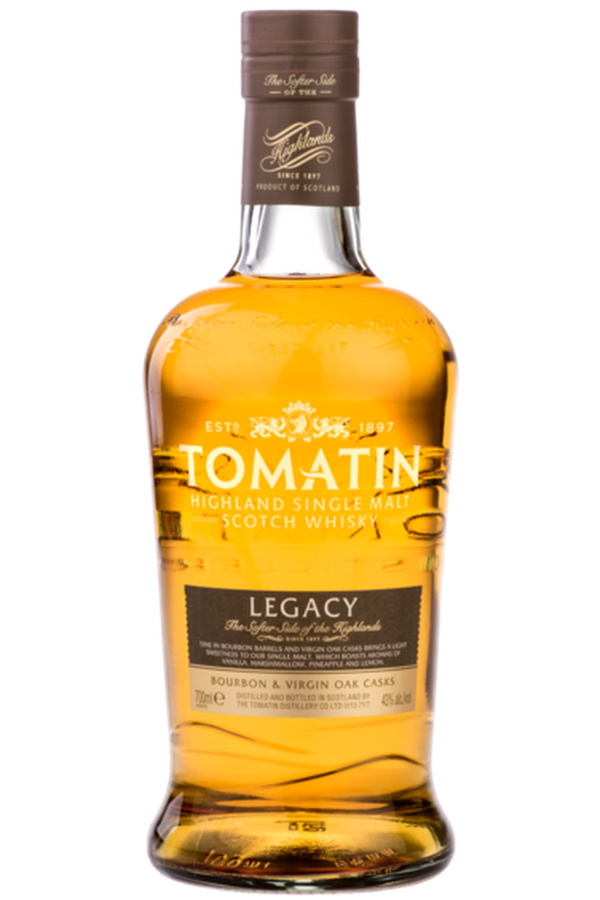 Tomatin Legacy - Cheers Wine Merchants