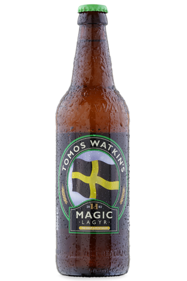 Tomos Watkin Magic Lagyr - Cheers Wine Merchants