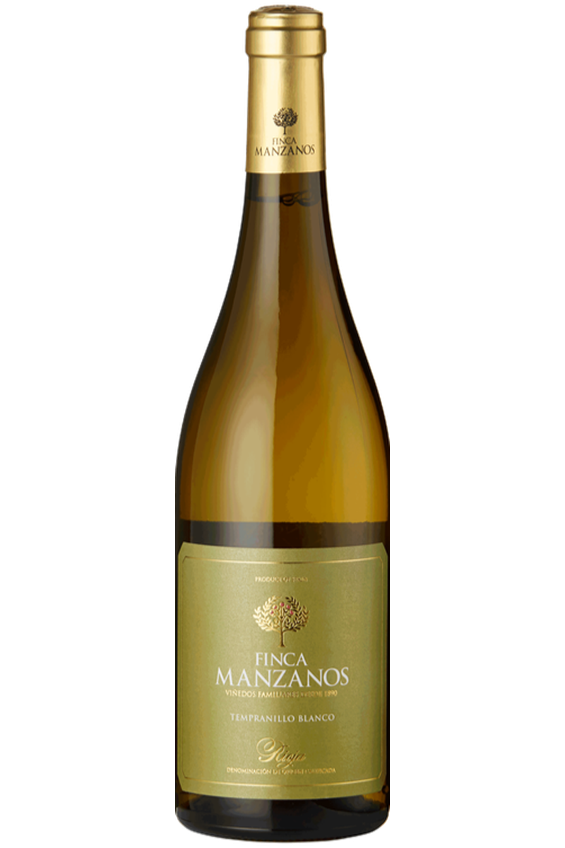 Finca Manzanos Tempranillo Blanco - Cheers Wine Merchants