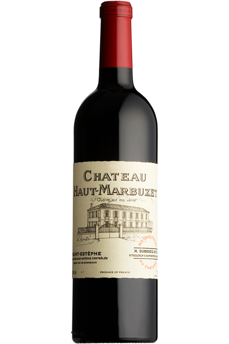 Chateau Haut Marbuzet St Estephe - Cheers Wine Merchants