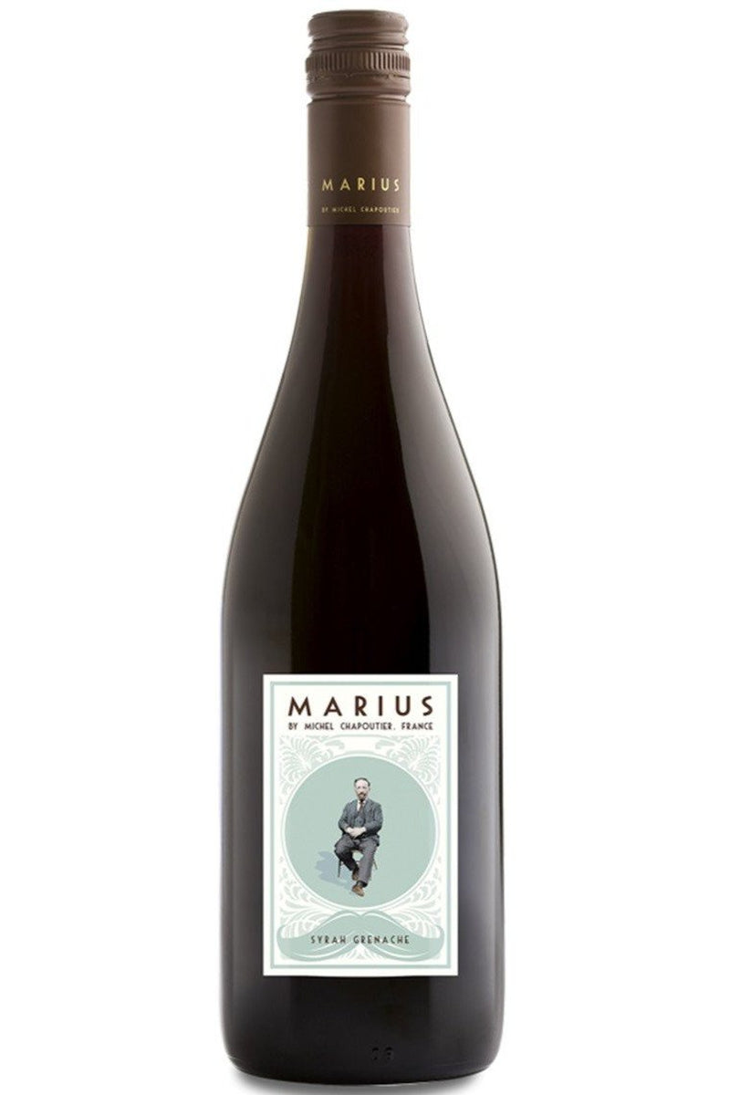 Marius by Chapoutier Syrah Grenache - Cheers Wine Merchants