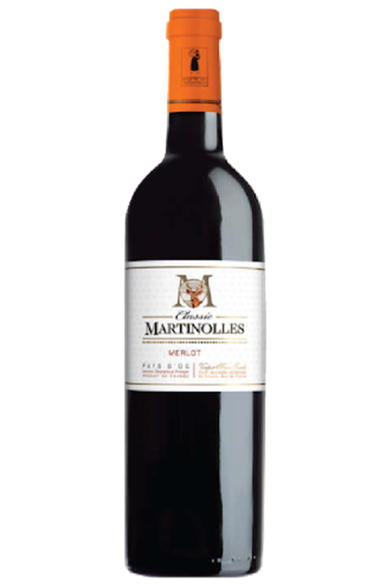 Chateau Martinolles Classic Merlot - Cheers Wine Merchants