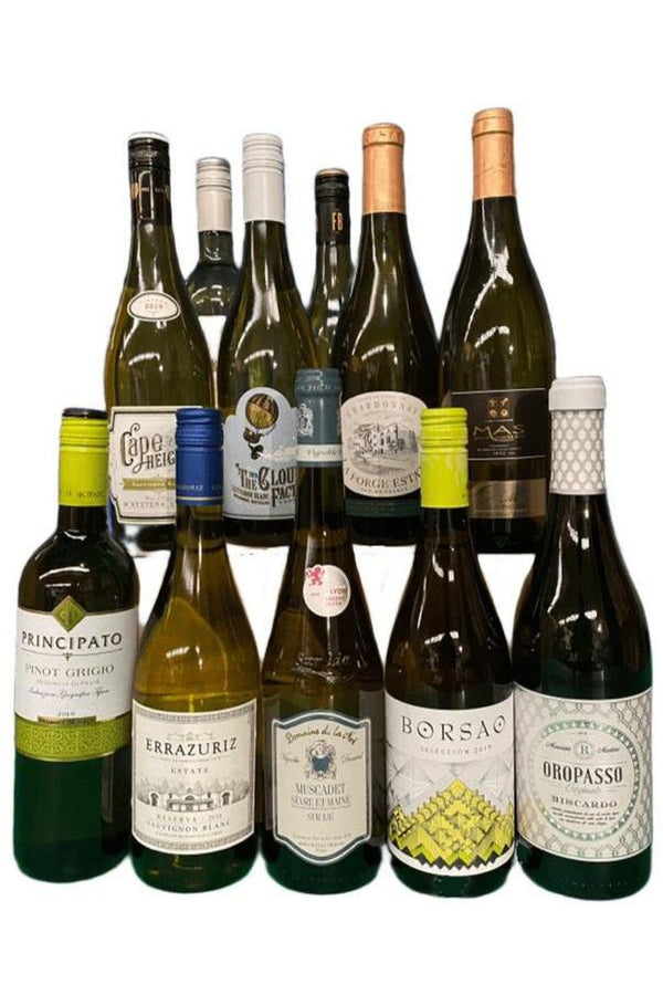 Best Value Whites Mixed Case