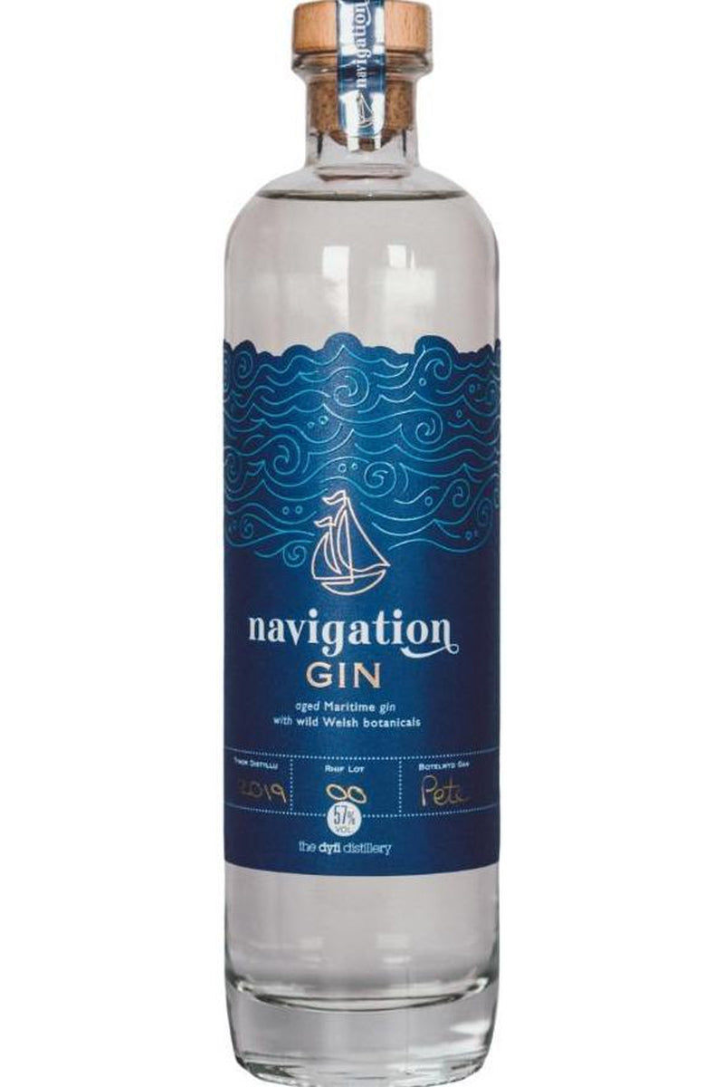 Dyfi Navigation Gin - Cheers Wine Merchants